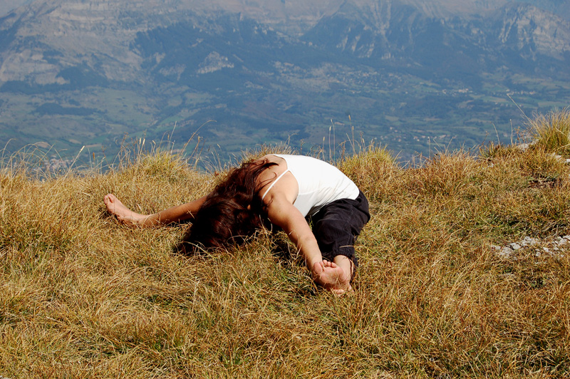 Formation professeur Yoga pratique