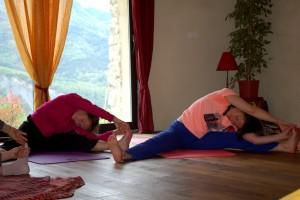 stage de yoga Provence