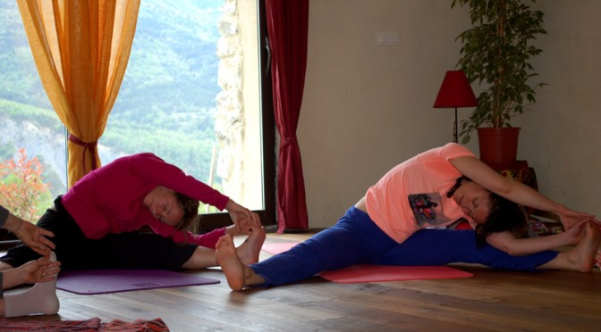Retraites de Yoga 2015 : programme