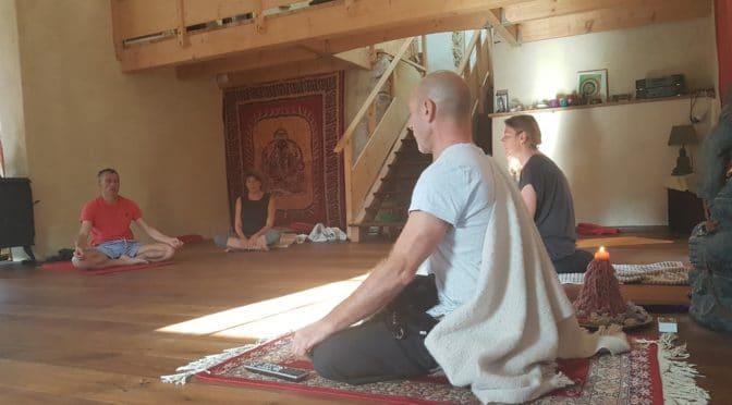 Retraites de Yoga et méditation juillet 2020