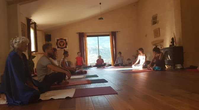 stage de yoga octobre 2020