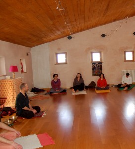 formation de professeur de Yoga