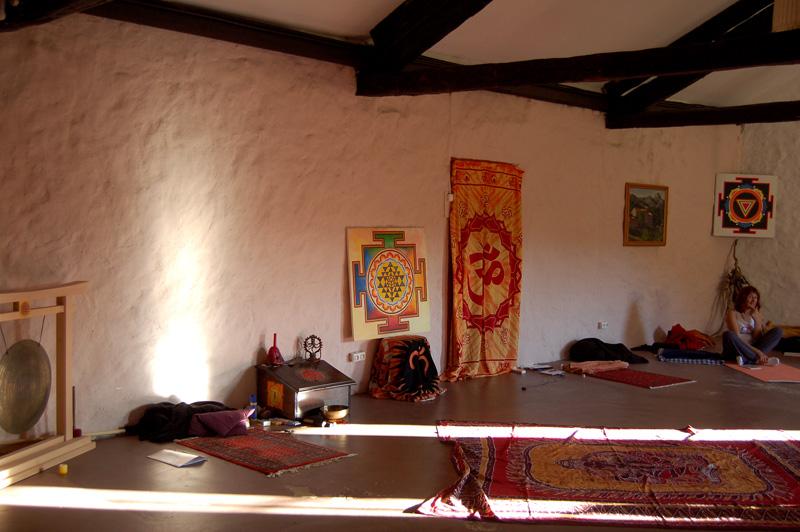 Stages Yoga Manolaya
