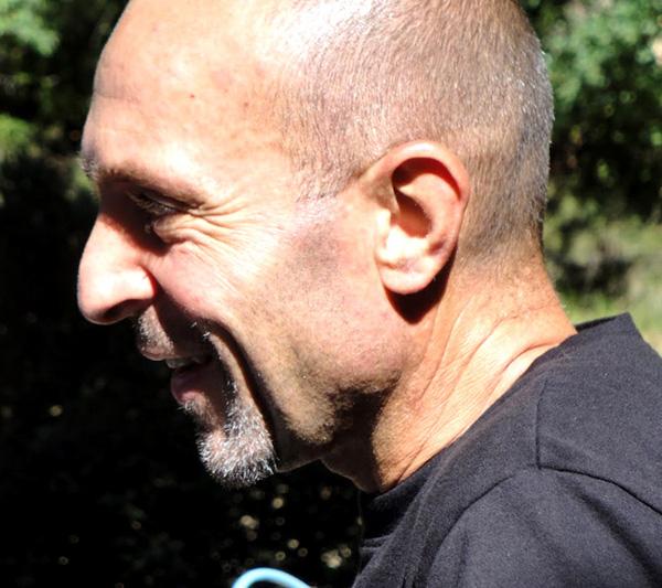 retraite de yoga Manolaya, Christian