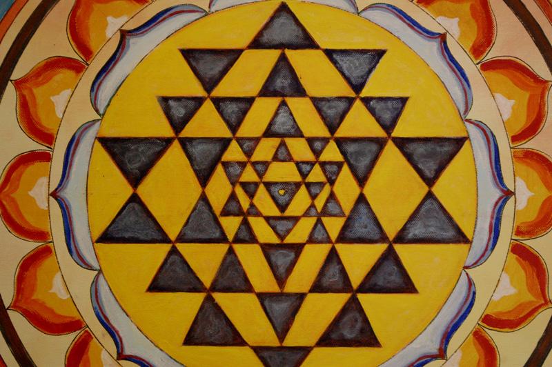 Retraite de Yoga Sri Yantra