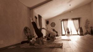 stage de yoga mai 2017