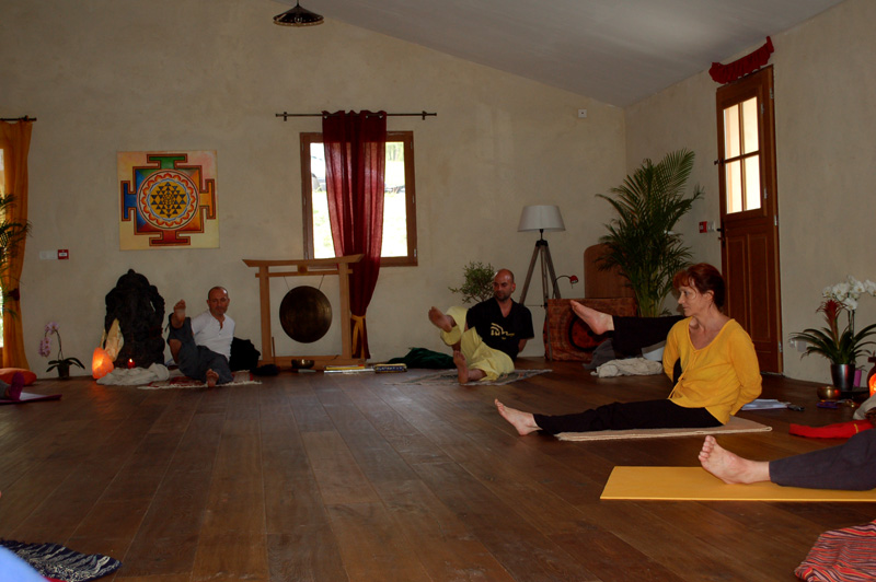 Stage de Yoga novembre