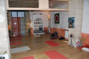 cours de yoga avignon