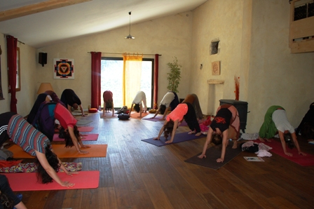Stages de Yoga : calendrier 2016–2017