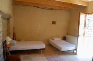 chambre ashram