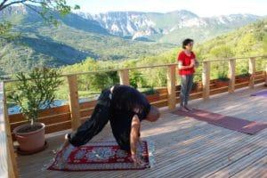 Retraite de Yoga août