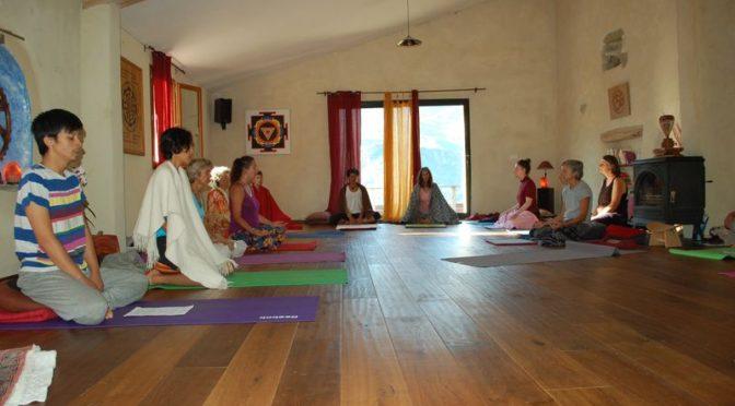 Retraites de Yoga 2019 : programme